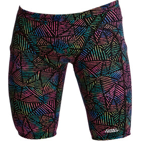 Funky Trunks Training Jammers Boys poison pop